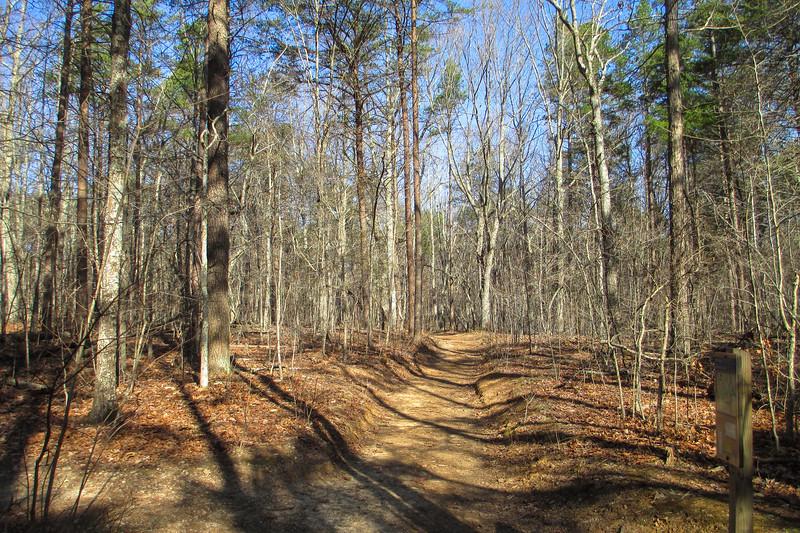 Turnback Trail - 870'