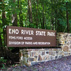 Welcome to the Few's Ford Access area of Eno River State Park, the westernmost portion of the park...