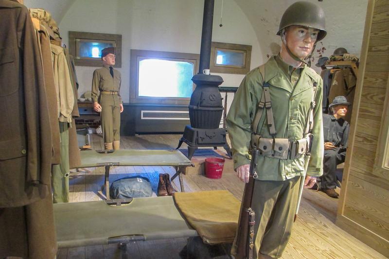 World War 2 Quarters