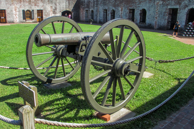 Model 1841 6-Pounder Field Cannon