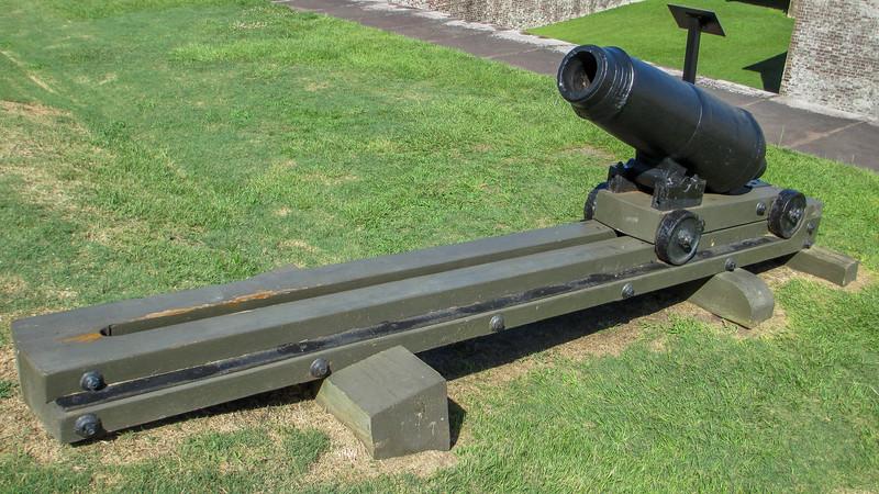 Western Covertway Mortar