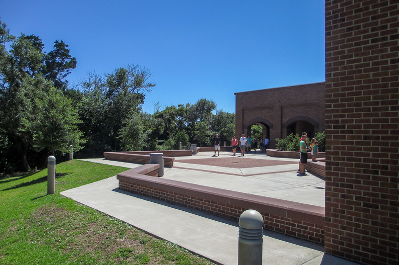 Fort Macon State Park Visitor Center