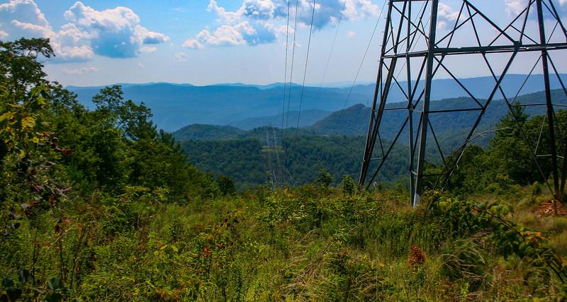 Bearwallow Valley Overlook