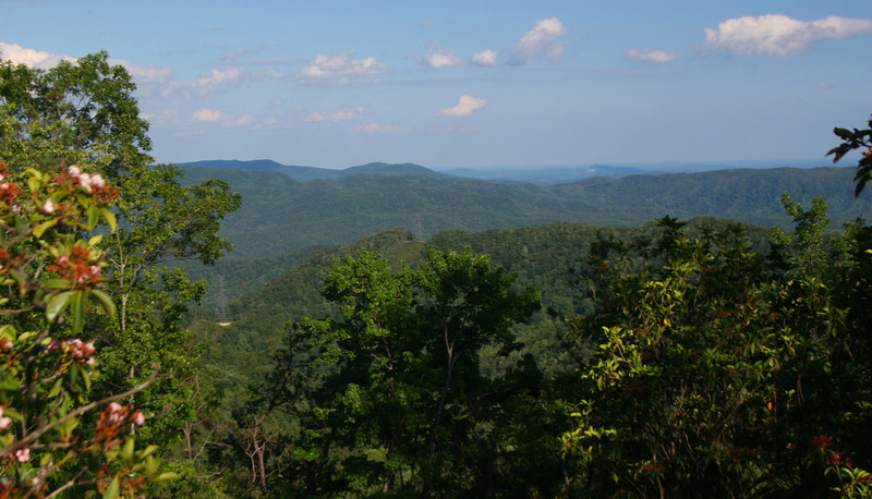 Gorges Overlook