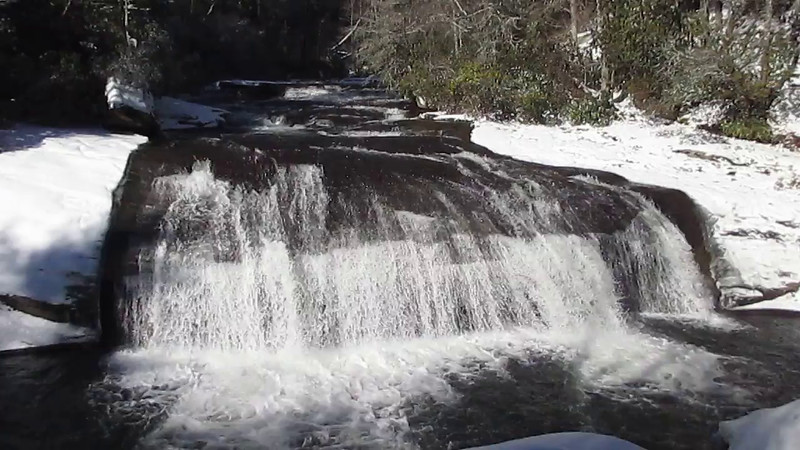 Turtleback Falls vid...