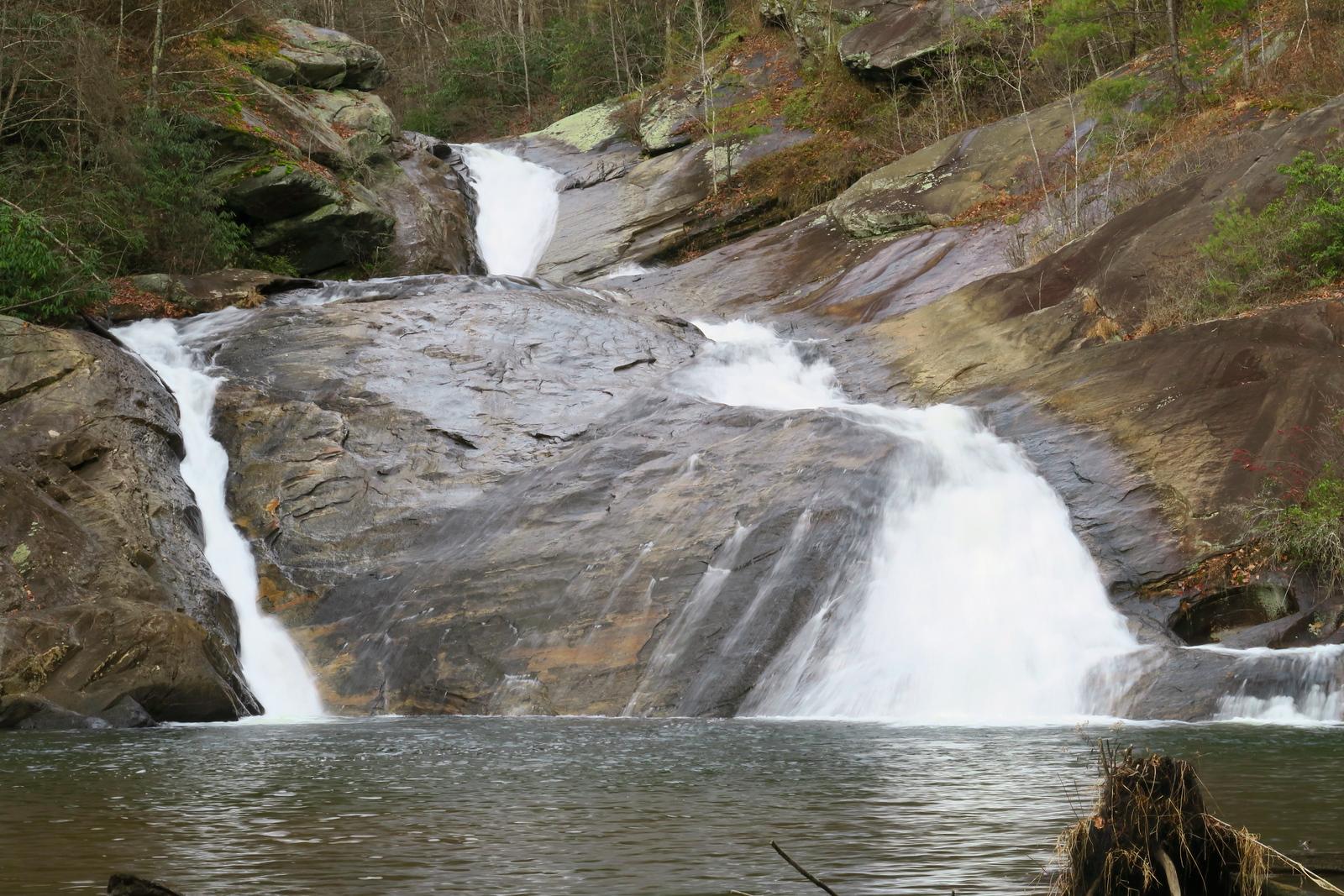 Wintergreen Falls -- 1,760'
