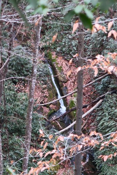 Auger Hole Trail -- 1,750'