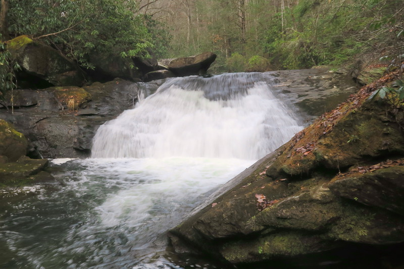 Unnamed Falls (Toxaway River) -- 1,660'