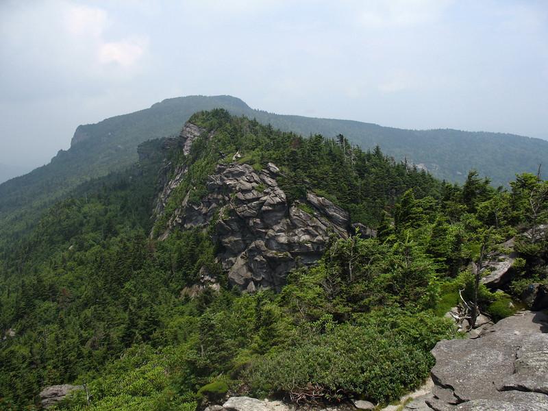 Attic Window Peak Summit - 5,949'