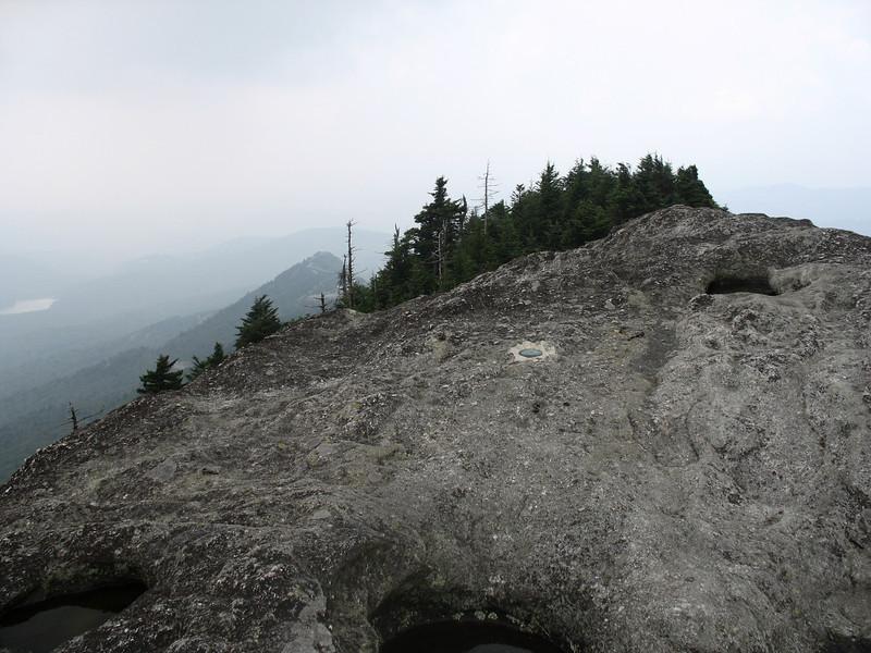 McRae Peak Summit - 5,929'