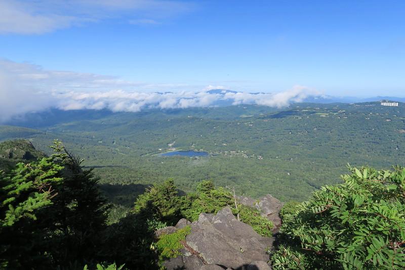 Grandfather Trail -- 5,780'