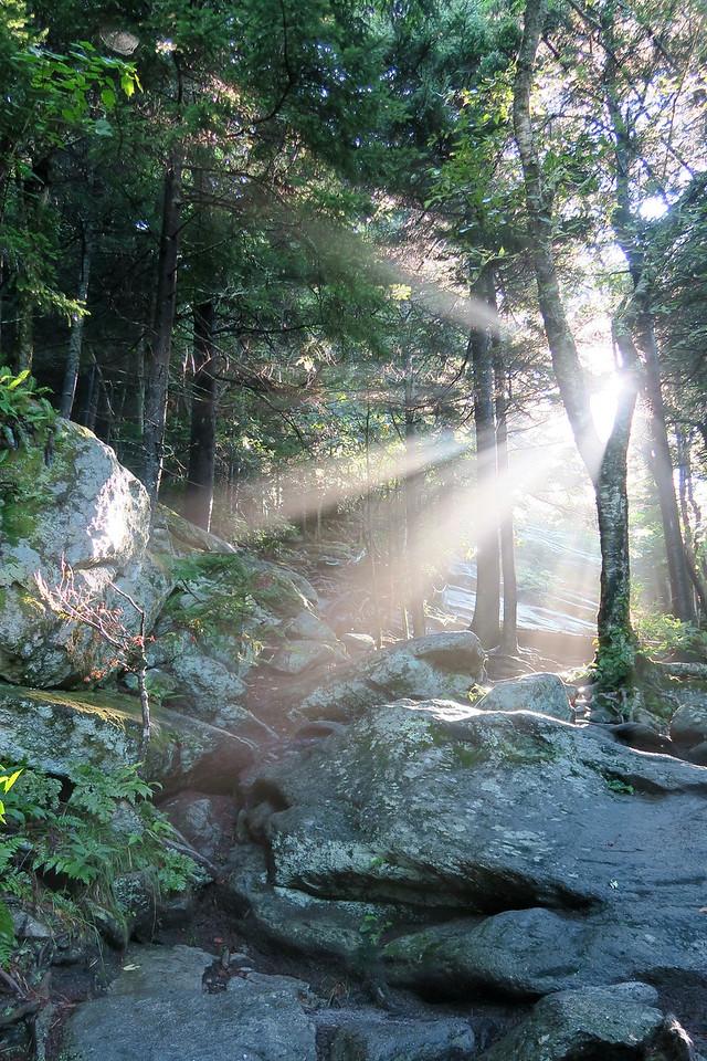 Grandfather Trail -- 5,450'