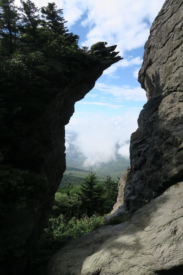 Grandfather Trail -- 5,810'