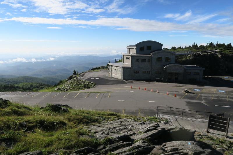 Summit Visitor Center -- 5,250'