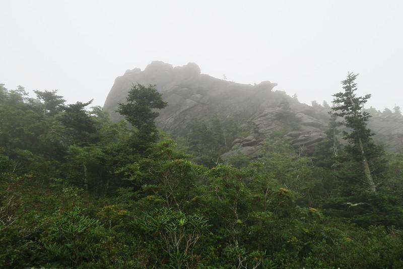 Grandfather Trail -- 5,340'