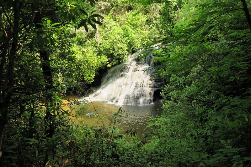 Graveley Falls