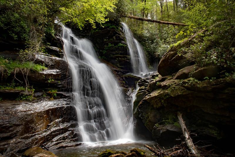 Reece Place Falls -- 2,650'