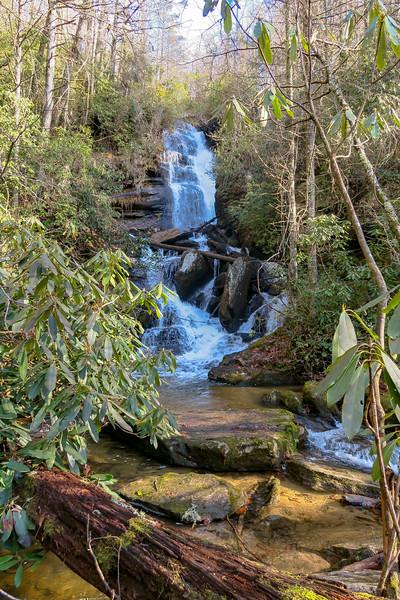 Reece Place Falls Path -- 2,600'