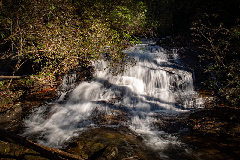 Reece Place Falls (Lower) -- 2,530'