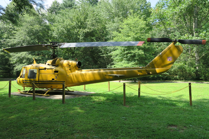 NC Forest Service Bell UH-1H Huey Fire Helicopter