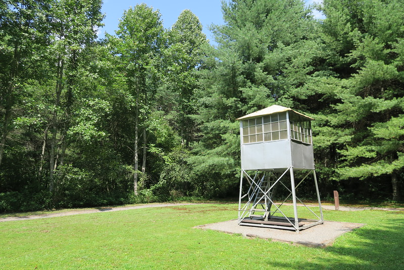 Old Spivey Mountain Fire Tower