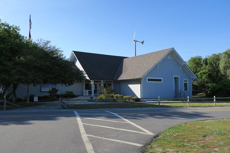 Jockey's Ridge State Park Visitor Center