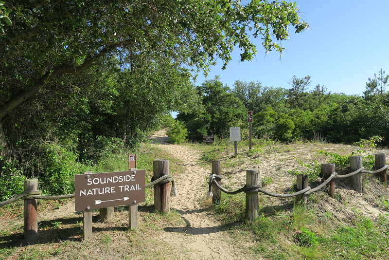 Soundside Nature Trailhead