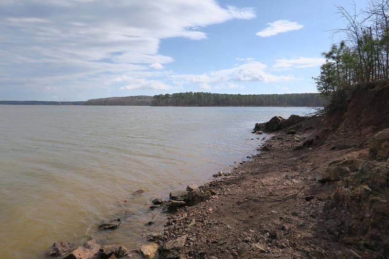 Jordan Lake -- New Hope Overlook