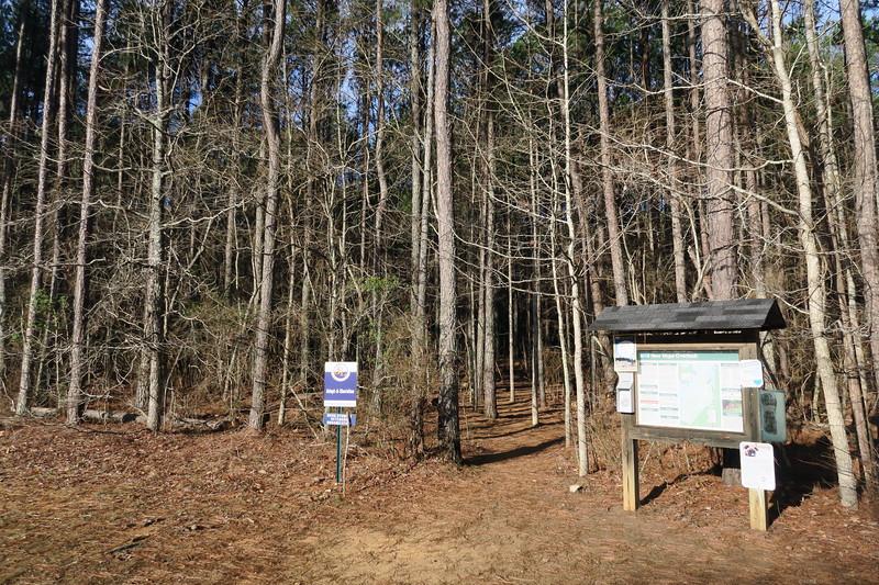 New Hope Overlook Trailhead