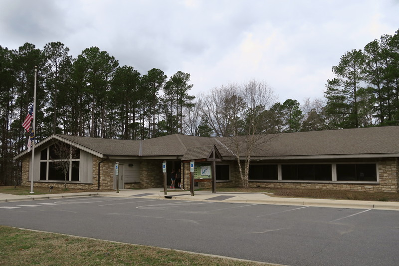 Jordan Lake State Recreation Area Visitor Center
