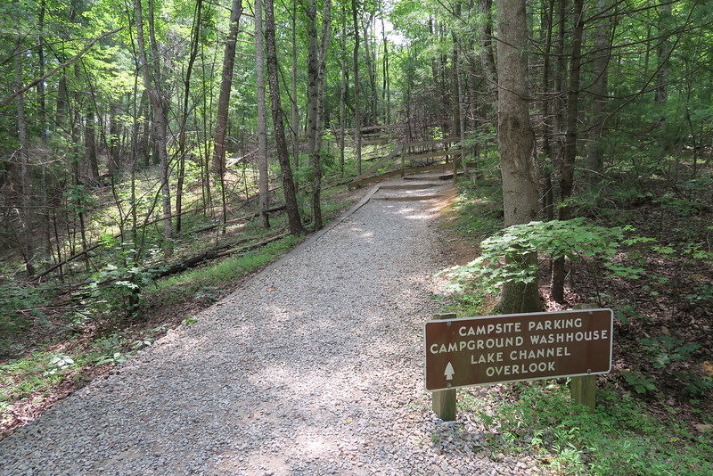 Lake Channel Overlook Trail