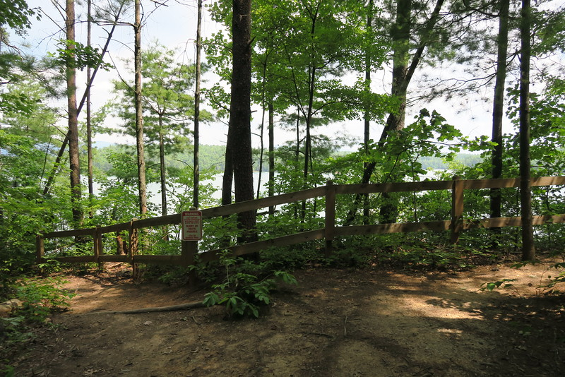 Sandy Cliff Overlook Trail