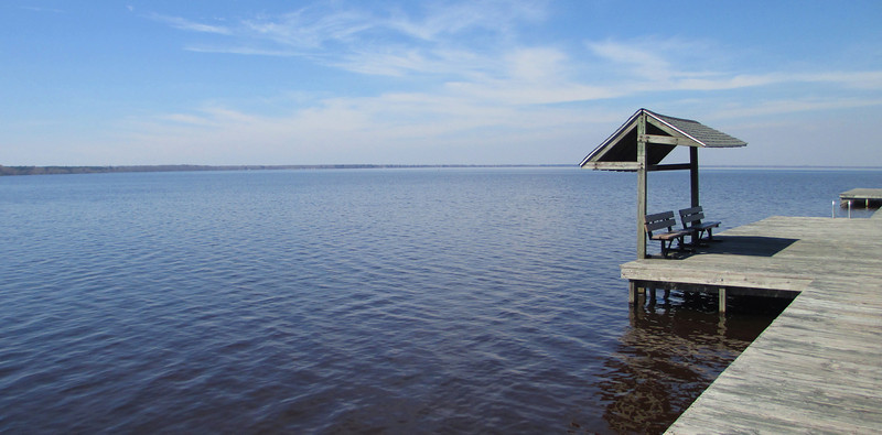Lake Waccamaw State Park  (6.0 miles; d=6.06)