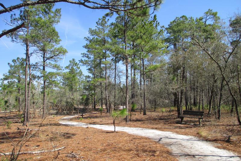 Sand Ridge Trail