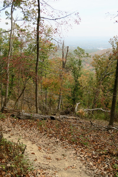 Morrow Mountain Trail
