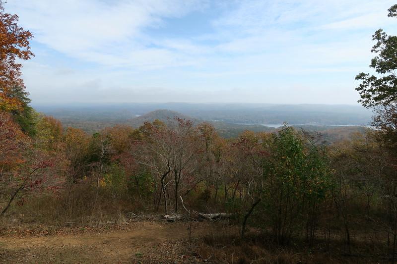 Morrow Mountain Summit -- 936'