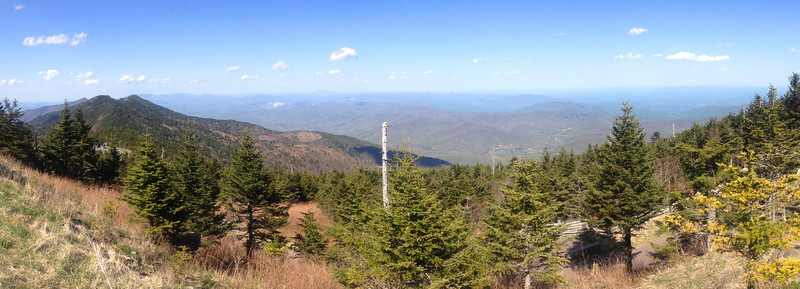 Mount Mitchell Summit - 6,684'