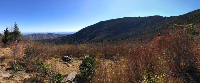 Buncombe Horse Trail -- 5,850'