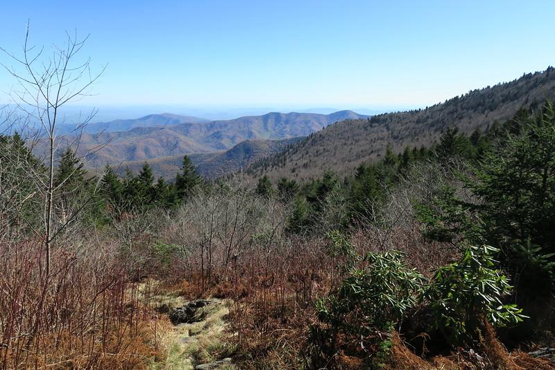 Big Tom Gap Trail -- 6,050'