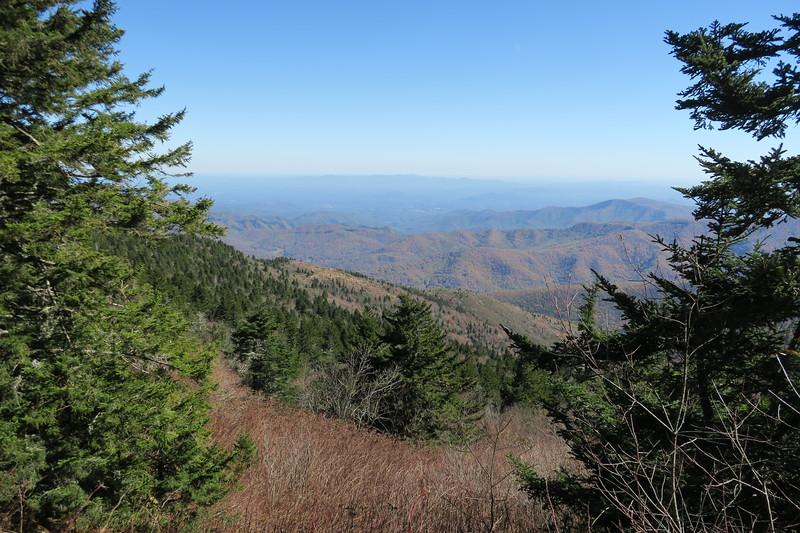 Big Tom Gap Trail -- 6,150'