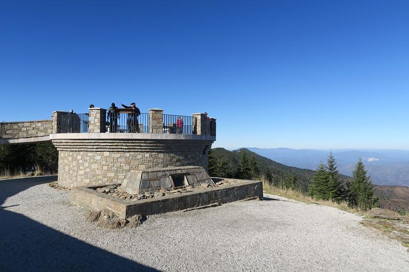 Mount Mitchell -- 6,684'