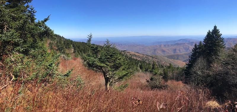 Big Tom Gap Trail -- 6,100'