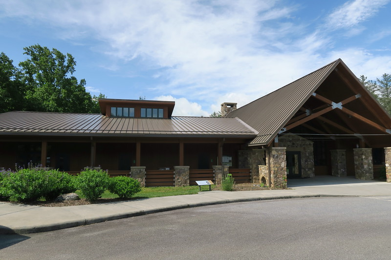 New River State Park Visitor Center