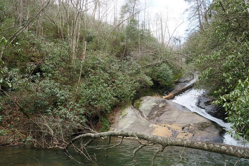 Chute-Split Rock Falls Bushwhack