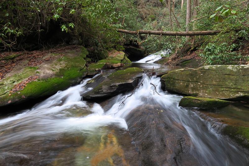 Split Rock-Indian Camp Falls Bushwhack
