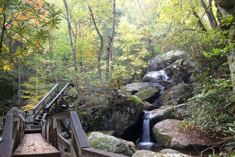 High Shoals Falls Loop Trail - 1,560'