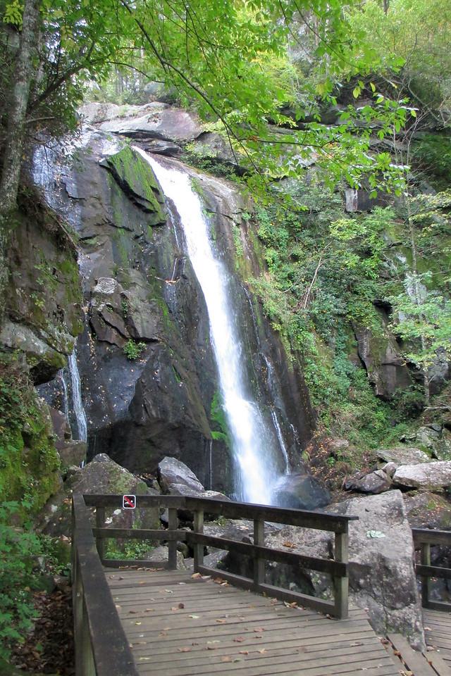 High Shoals Falls - 1,700'