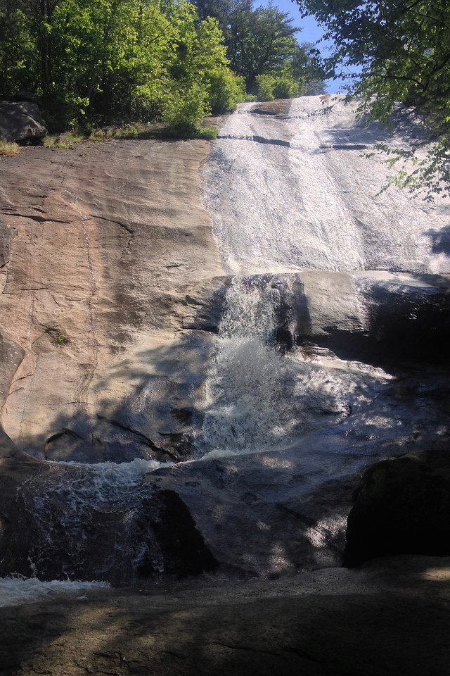 Stone Mountain Falls