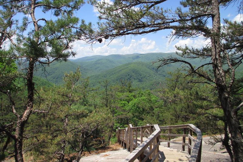 Stone Mountain Loop Trail