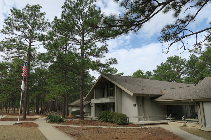 Weymouth Woods-Sandhills Nature Preserve Visitor Center